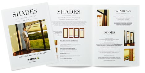 Marvin Ultimate Interior Shades Brochure